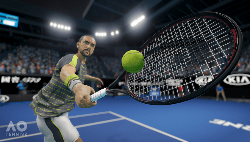 AO Tennis 2 Featured
