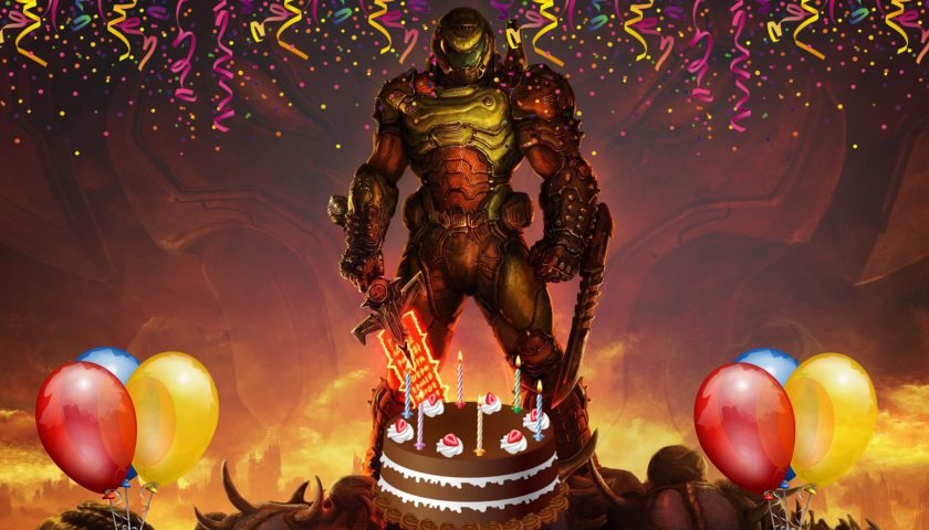 Quakecon's 25th Birthday is at Your Place
