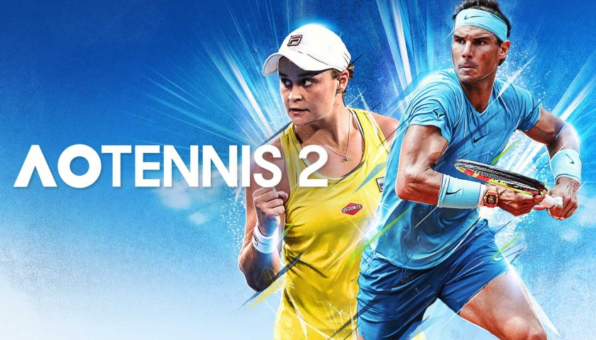 AO Tennis 2 - An Ace for Serious Tennis Fans