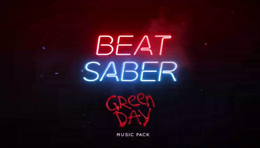 Player 2 Plays - Beat Saber - Green Day Music Pack