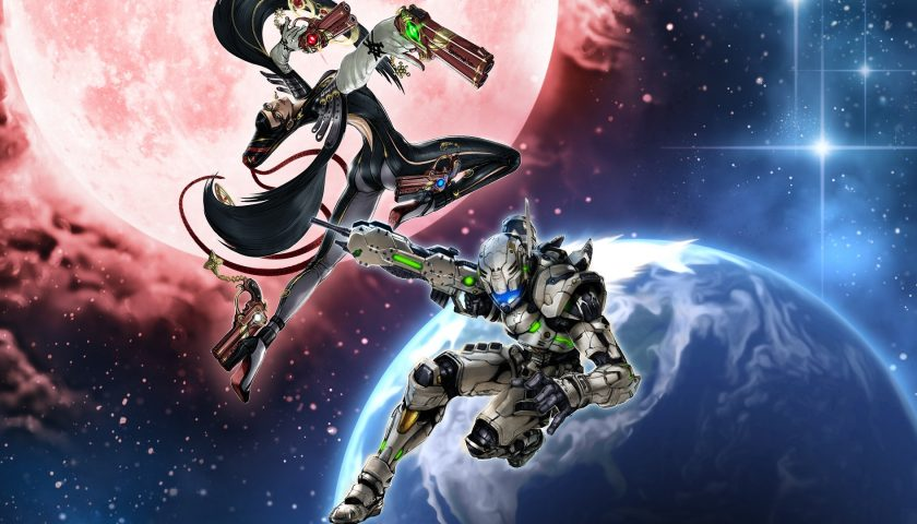 Bayonetta and Vanquish - A Platinum Award for Action Game Collections