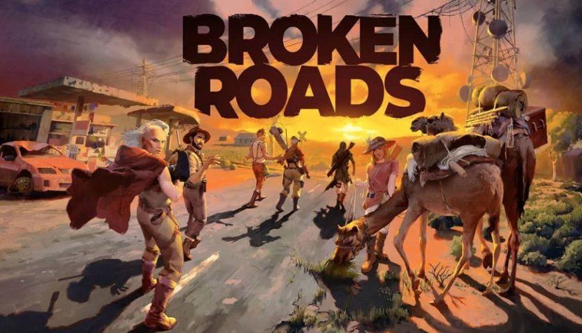 RPG Legend Lends His Talents to Broken Roads
