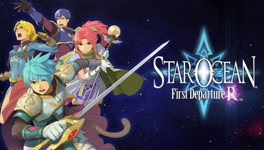 Star Ocean First Departure R - A Sky Full of Stars