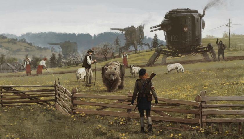 Player 2 Plays - Iron Harvest
