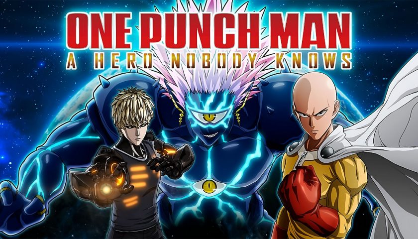 One Punch Man: A Hero Nobody Knows - Grinding to the Punch