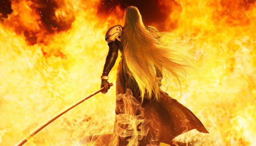 Final Fantasy VII Remake – Meteor Impact