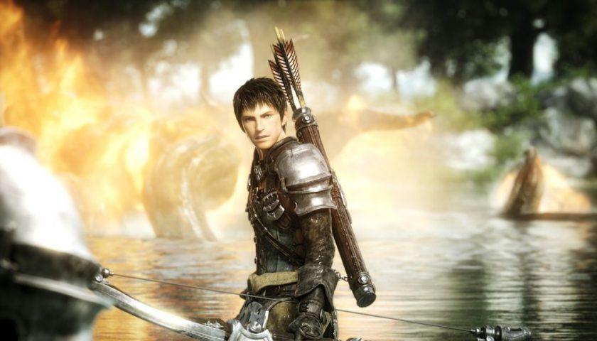 An MMO noob takes on Final Fantasy XIV - Part 1: Why FF XIV?