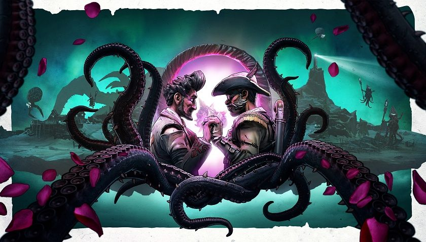 Guns, Love and Tentacles are Coming to the Borderlands