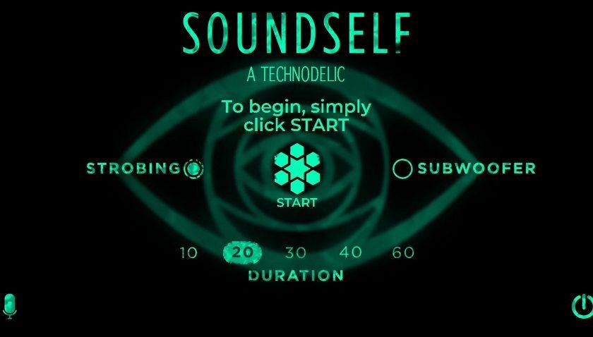 Soundself - Sound on an Acid Trip