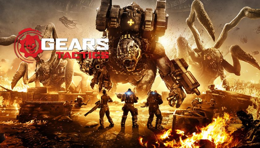 Gears Tactics Review - A Wise Tactical Change