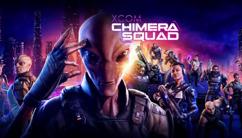 Xcom: Chimera Squad - A Perfect Slice of Turn-Based Strategy