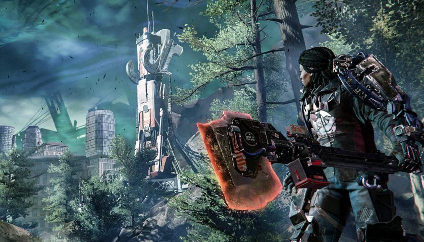 Player 2 Plays - The Surge 2