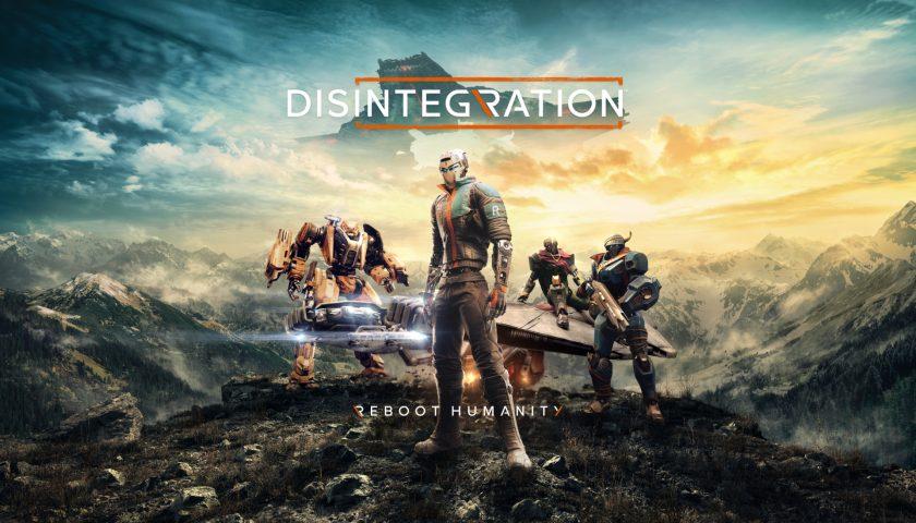 Disintegration - Single Player Preview