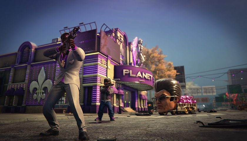 You Can't Keep a Good Saint Down - Saints Row 3 Remastered Announced