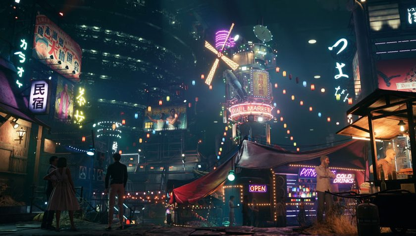 Final Fantasy VII Remake – Don't Go Remakin' My Heart