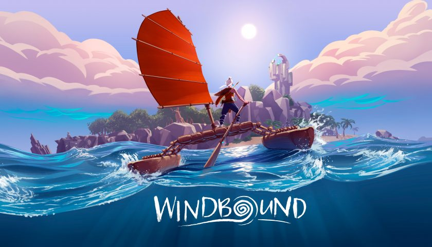 Be Windswept By The Newly Announced Windbound