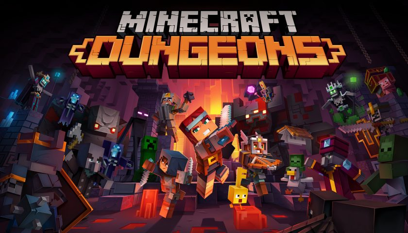 Time to Crawl Through Some Dungeons with Minecraft
