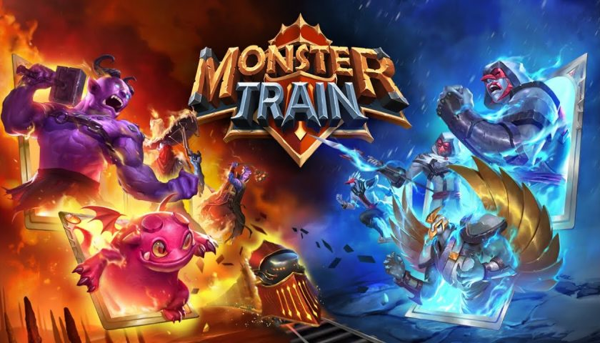 Monster Train - Dealing Up Some Hell