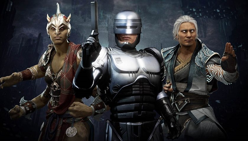 The Greatest Cyborgs Ever Kompete in Mortal Kombat