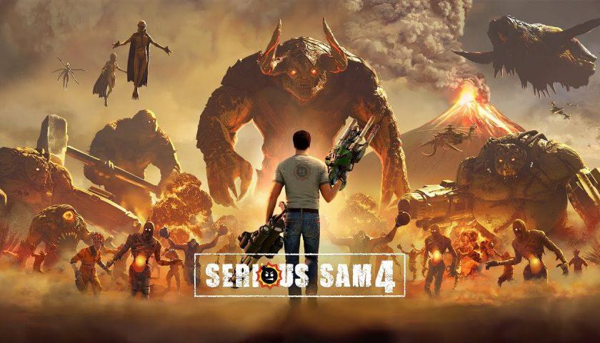 Sam Serious Stone Returns