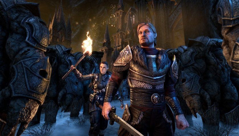 Touring Western Skyrim With The ESO Team