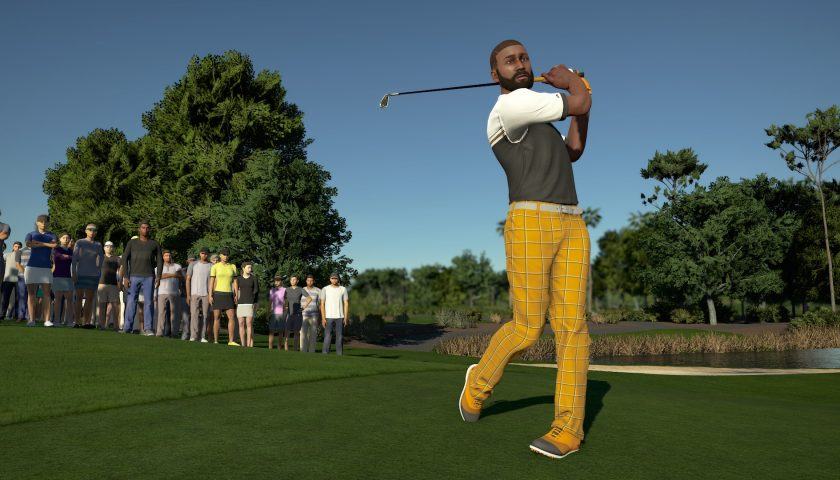 Just Tap it In - PGA 2K21 Announced