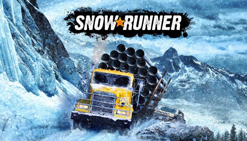 Snowrunner - Diesel Powered Accomplishment