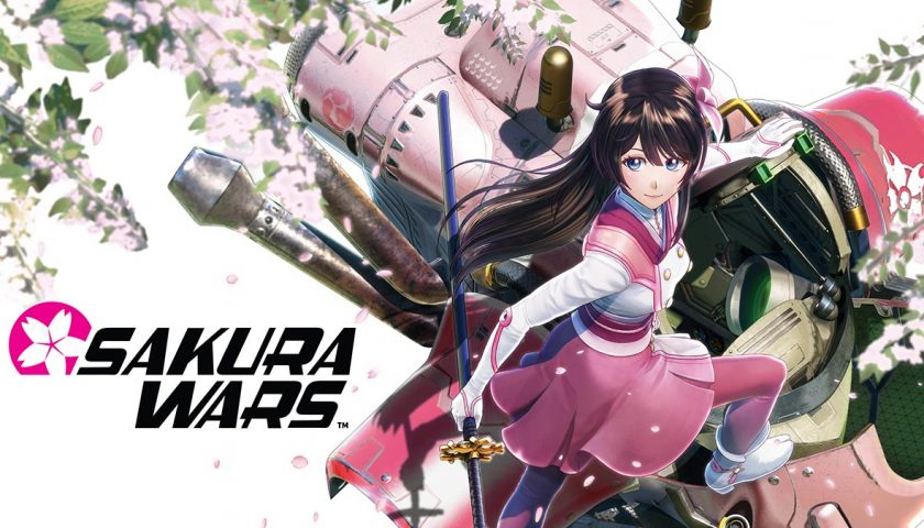 Sakura Wars - Mechs, Theatre and Anime Combined