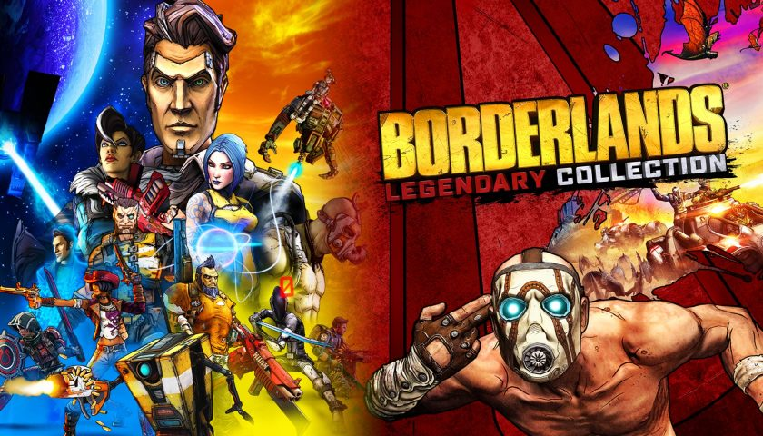 Borderlands Switch Co-Op Commentary