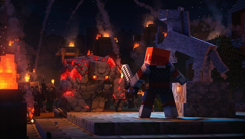 Minecraft Dungeons - The Building Blocks of Dungeon Crawling