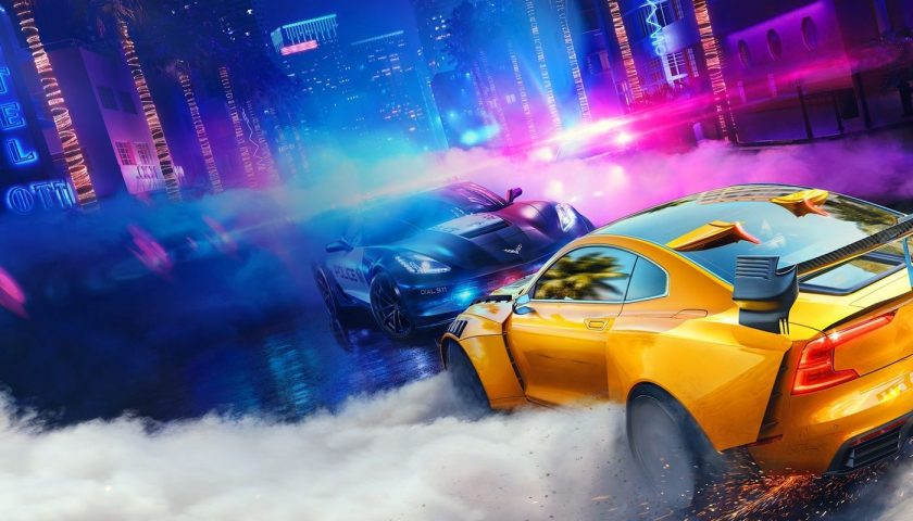 Need for Speed Heating Up Crossplay