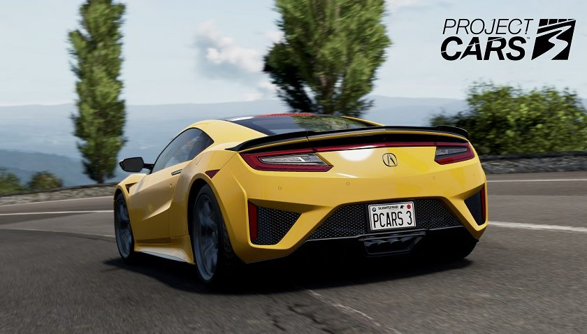 Project Cars 3 Officially Announced