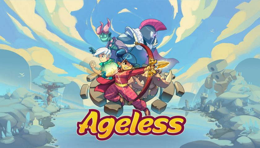 Puzzle Platformer Ageless is Out Now on PC and Switch