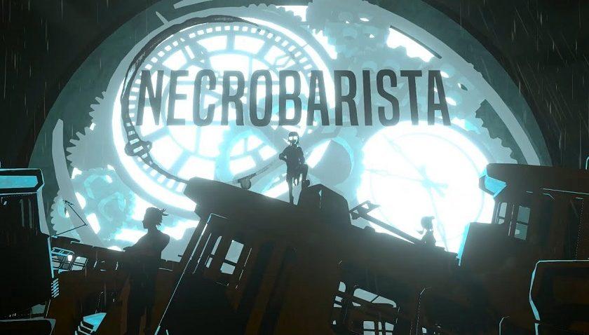 Necrobarista - An Entertaining Cup of Caffeinated Death