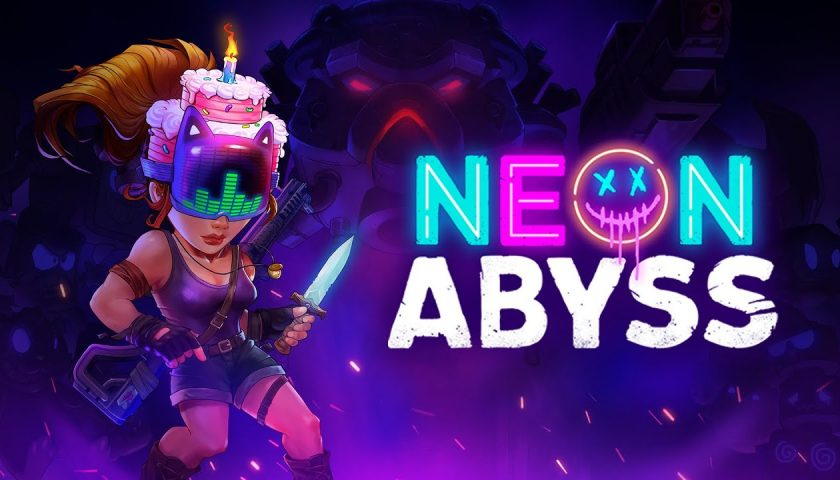 Neon Abyss - A Cool Way To Die
