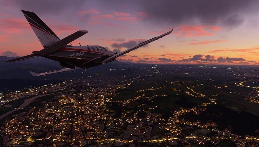 Microsoft Flight Simulator Arrives at Game Pass Terminal August 18