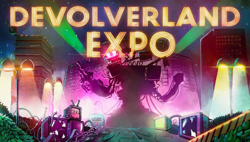 Devolverland Expo Blurs the Line Between Game and PR