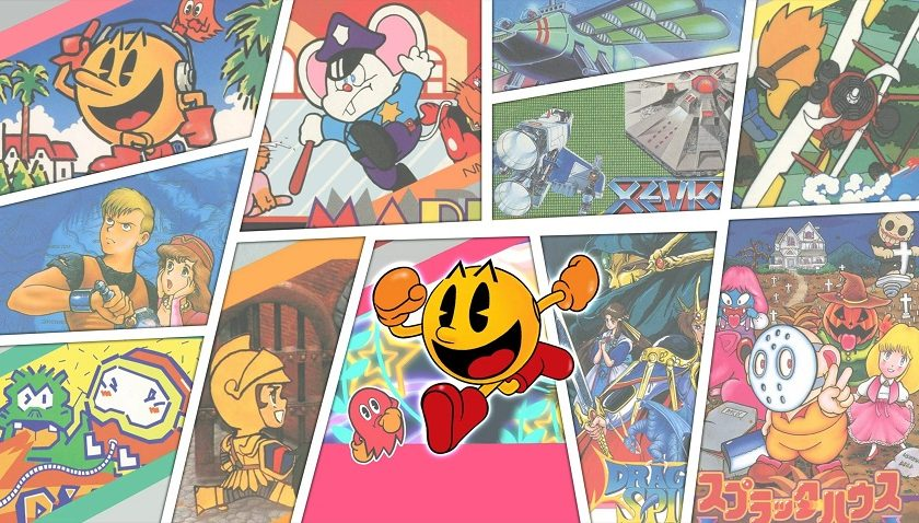 Namco Museum - Arcade Classics In Your Pocket