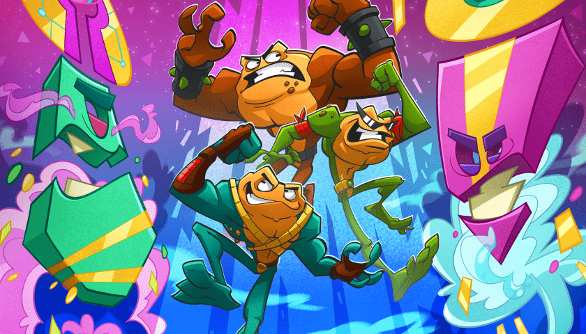 Battletoads Review - Hopping Rad