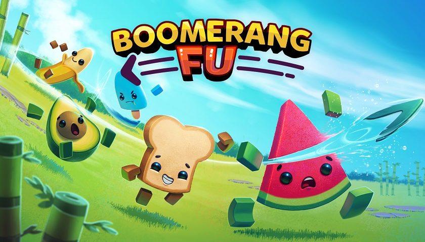 Boomerang Fu – Cantankerous Food