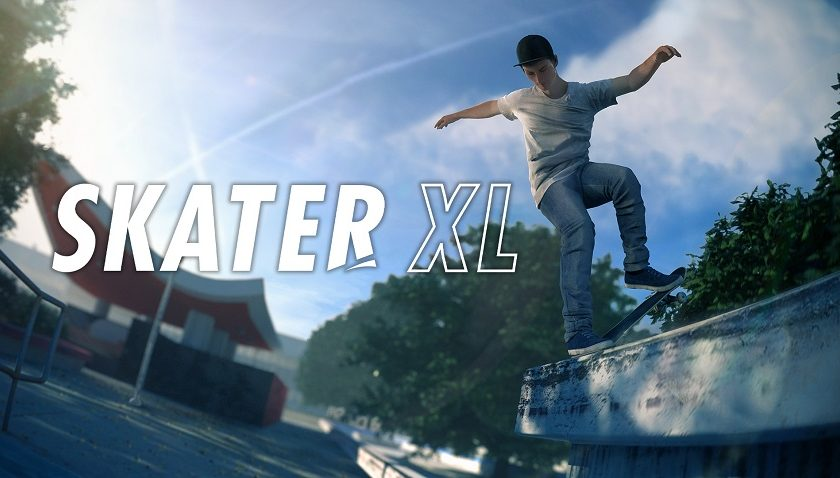 Skater XL - A Sim for the Hardcore Only
