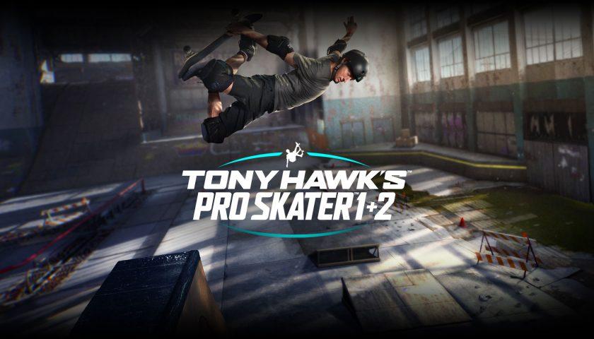 Tony Hawk's Pro Skater 1+2 - The Return of the King