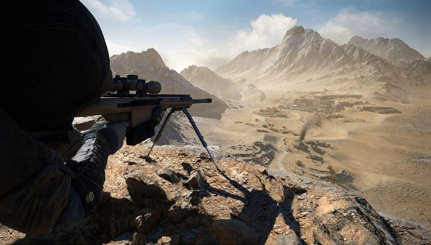 Sniper Ghost Warrior Contracts 2 Introduces Extreme Distance