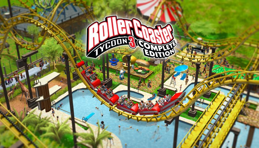 Roller Coaster Tycoon Returns from the Wilderness in a Big Way