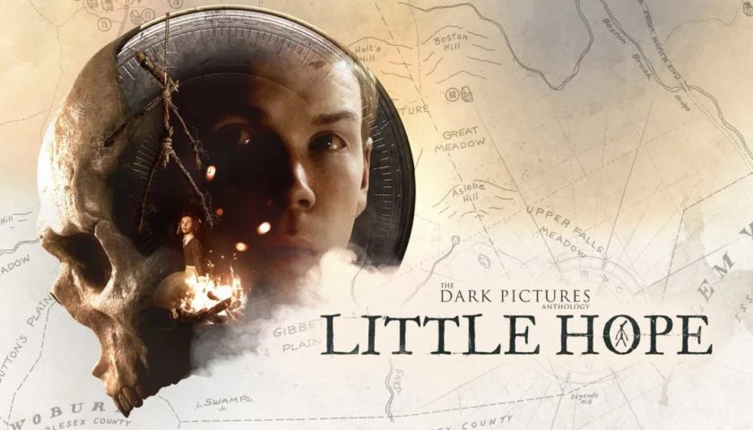 The Dark Pictures Anthology: Little Hope - Wicked Games