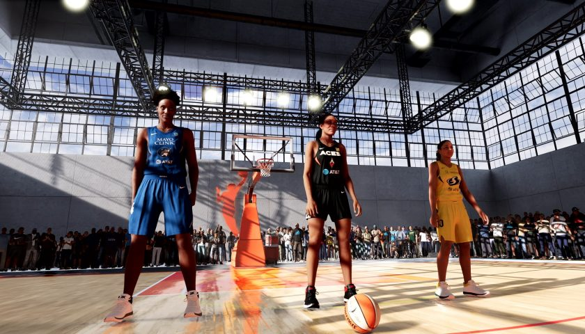 NBA 2K21 - WNBA in a Big Way