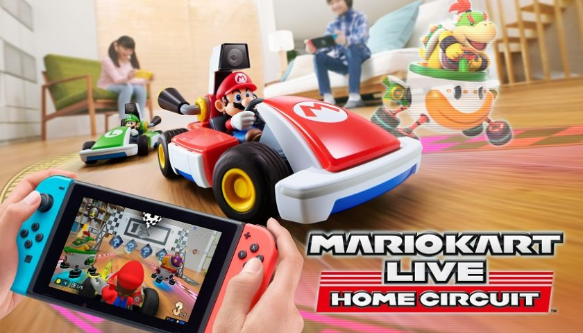 Mario Kart Live: Home Circuit - Blue Shells In Real Life