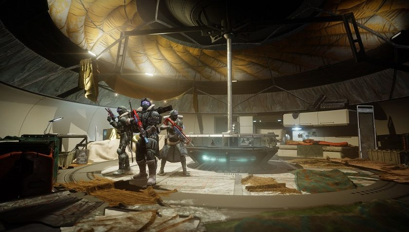 Destiny Sends In the Vanguard to Help Sick Kids