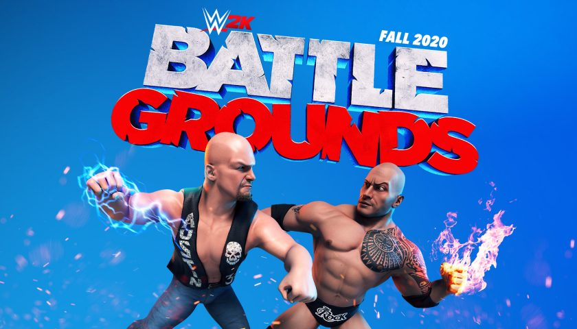 WWE Battlegrounds - Simple Smackdowns