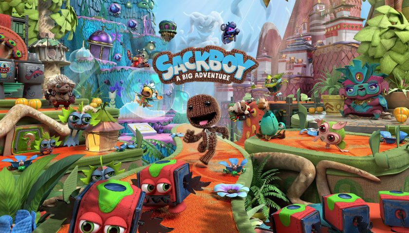 Sackboy: A Big Adventure - Stitching Together A New Future